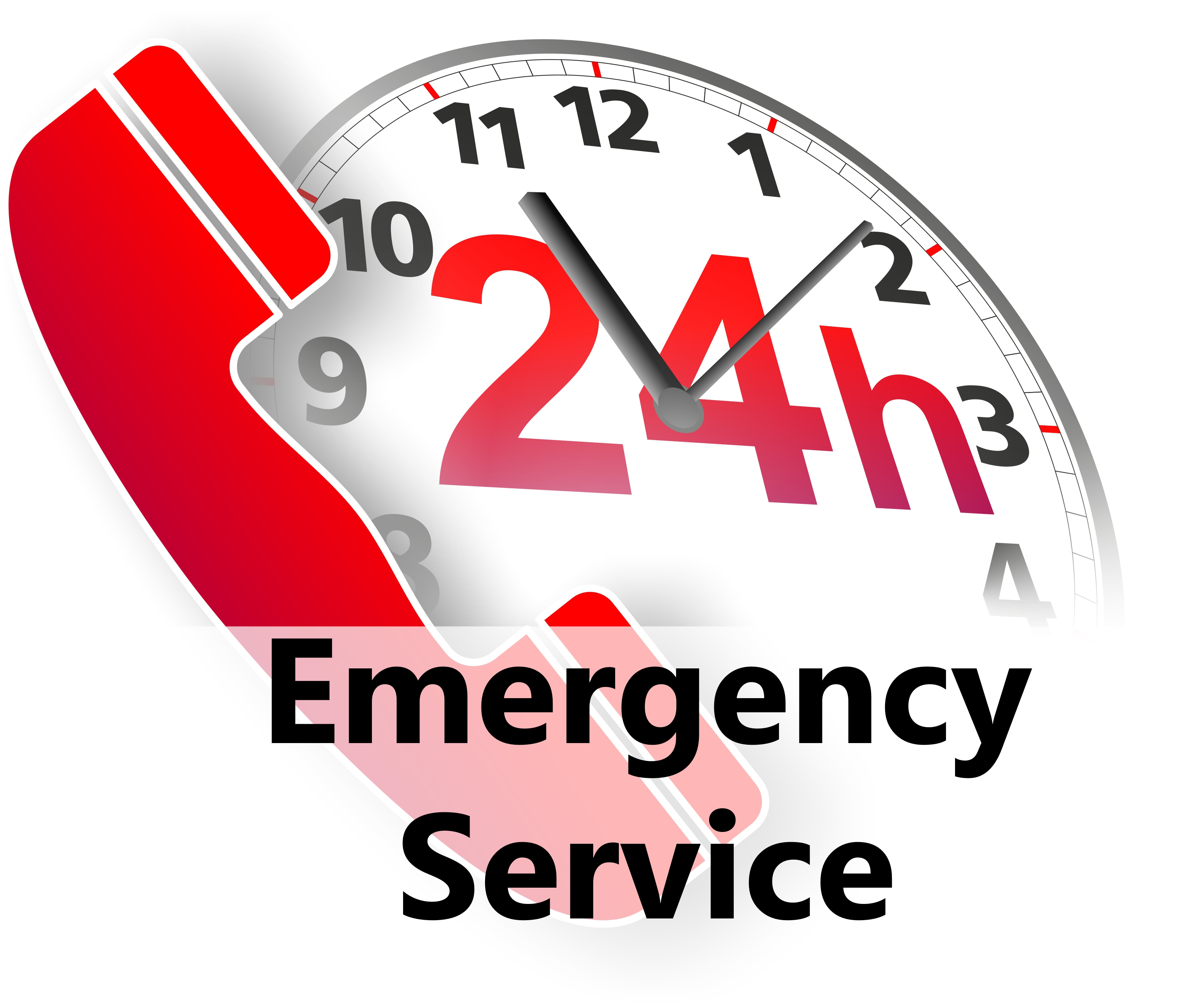 Have an Emergency? Call Us Anytime, We'll Leave the Phone on for ...
